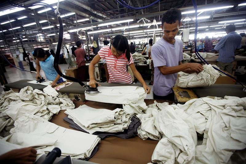 Myanmar crisis sounds death knell for garment industry, jobs and hope https://t.co/bJbR1HFnjo https://t.co/VRpx1nW1Tc