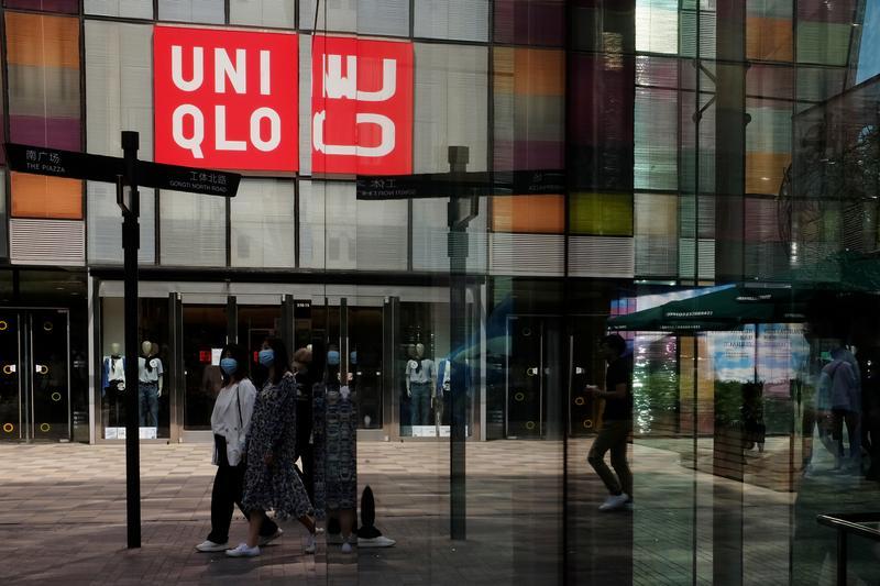 Uniqlo owner reports 23% rise in half-year profit https://t.co/j9usJo3KnU https://t.co/Ku8nC26rv6