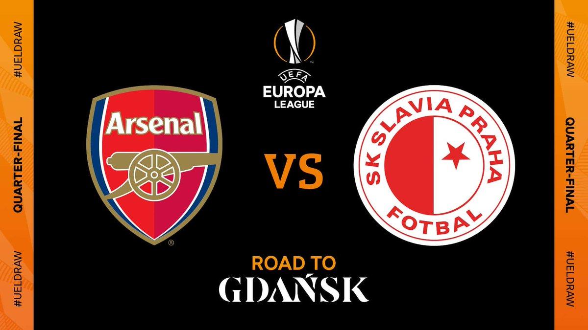 Arsenal vs Slavia Praha Full Match – Europa League 2020/21