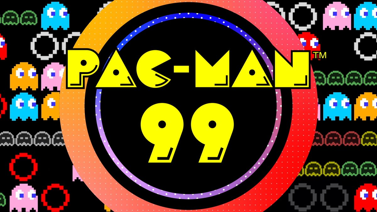 @NintendoItalia's photo on Pac-Man 99