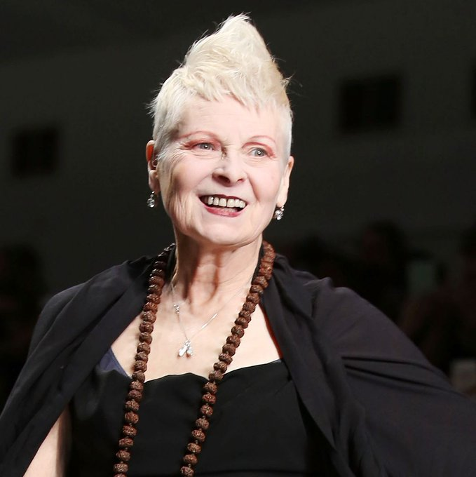 Happy 80th Birthday Vivienne Westwood.