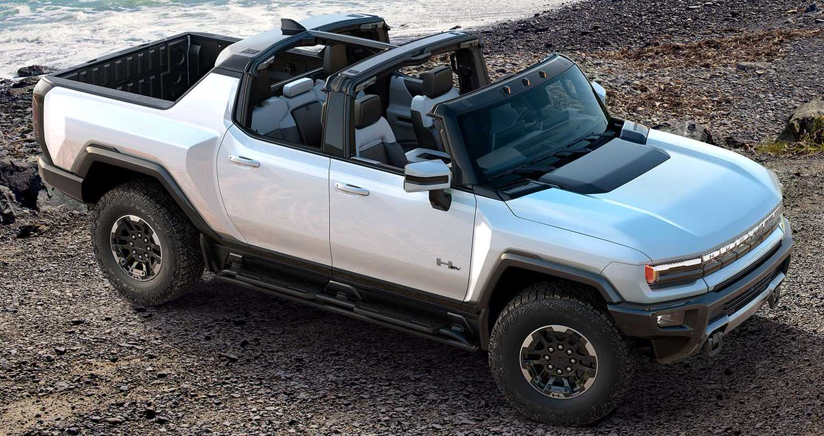 نفاد الكمية المطروحة للحجز من السيارة جي إم سي هامر الكهربائية خلال دقائق جريدة عمان