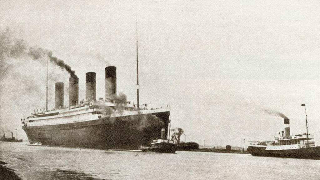 Postcard from Titanic hero to sister sells for big bucks Photo