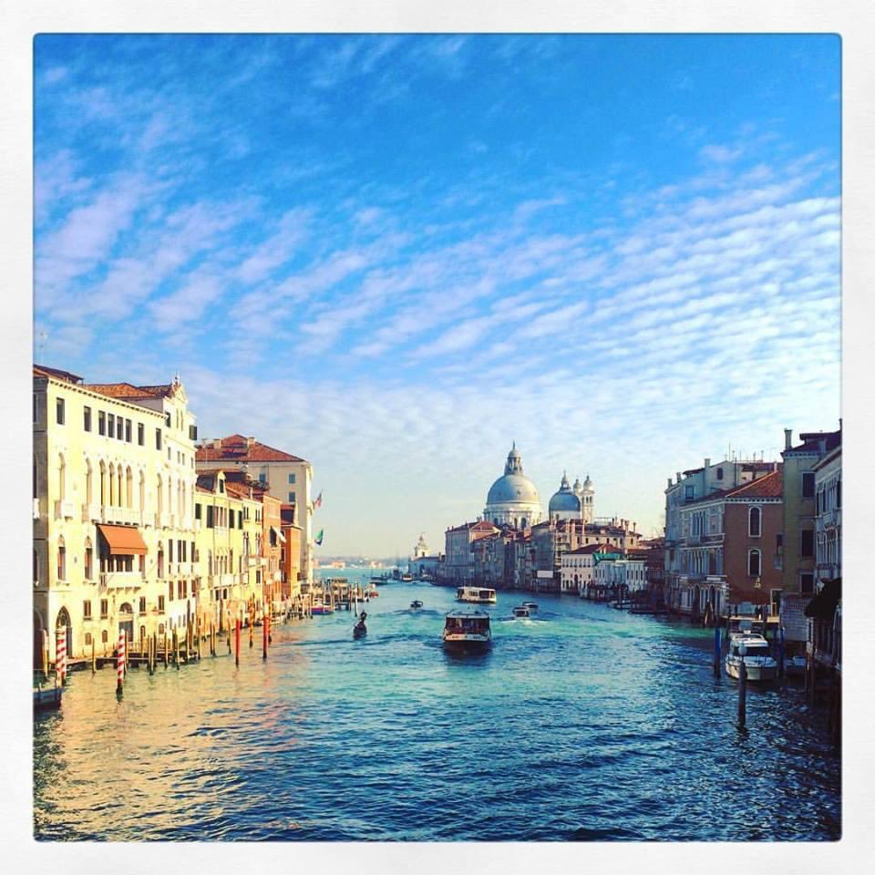 RT @rominvenice: #Venice in springtime! Venezia ht...