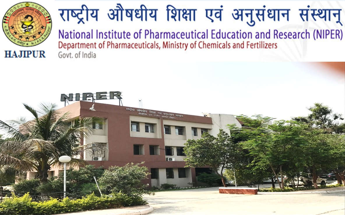 Teaching Position (Direct Recruitment) NIPER, Hajipur, Bihar, India