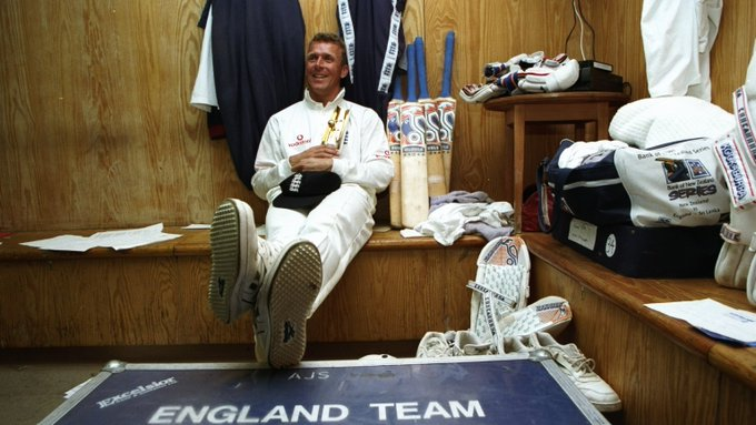 DOB: 8/4/63 Test runs: 8,463  Happy birthday to Alec Stewart and one of the best statistical quirks going