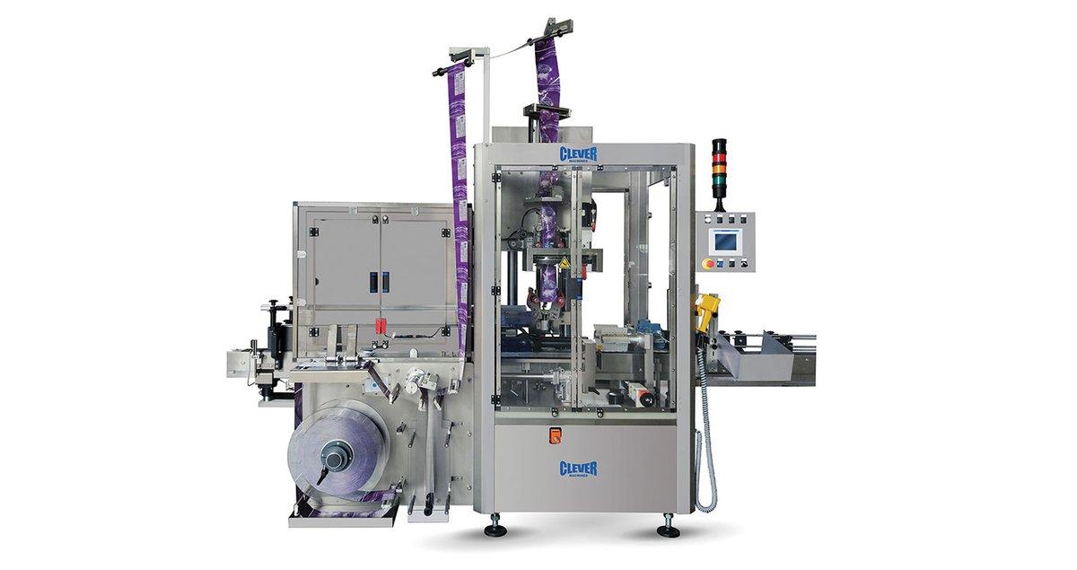 test Twitter Media - Zacznijmy prosto: niewielka powierzchnia produkcyjna?Wolumen produktów stosunkowo nieduży (do 6000 szt/h)? Kompaktowa maszyna, umożliwiająca nanoszenie folii sleeve: - po całości,  - częściowo (góra/dół), - zamknięcie typu tamper evident.  https://t.co/kryFX96VPJ.  #etykietowanie https://t.co/ZpZ0XOVBCU