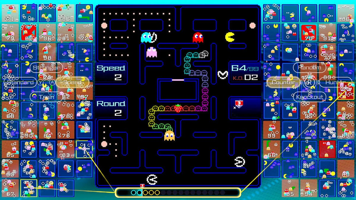 @nintendolife's photo on Pac-Man 99