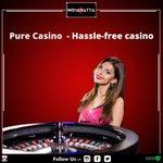 ♥️🎲♥️Pure #Casino - Hassle-free casino♥️🎲♥️ ♥️डाउनलोड #प्लेमटकाअप्प 💰👉 👉24/7 Service 👉Super speedy payments   #BREAKING #पणजी  #satta #matka #casino #hyderabad #indore #bhfyp #jodhpur #visakhapatnam #dpboss #इंदौर  #गांधीनगर   #जयपुर   #मैसूरु  #भोपाल  #हैदराबाद
