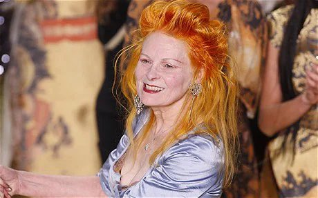 Happy 80th birthday to vivienne westwood