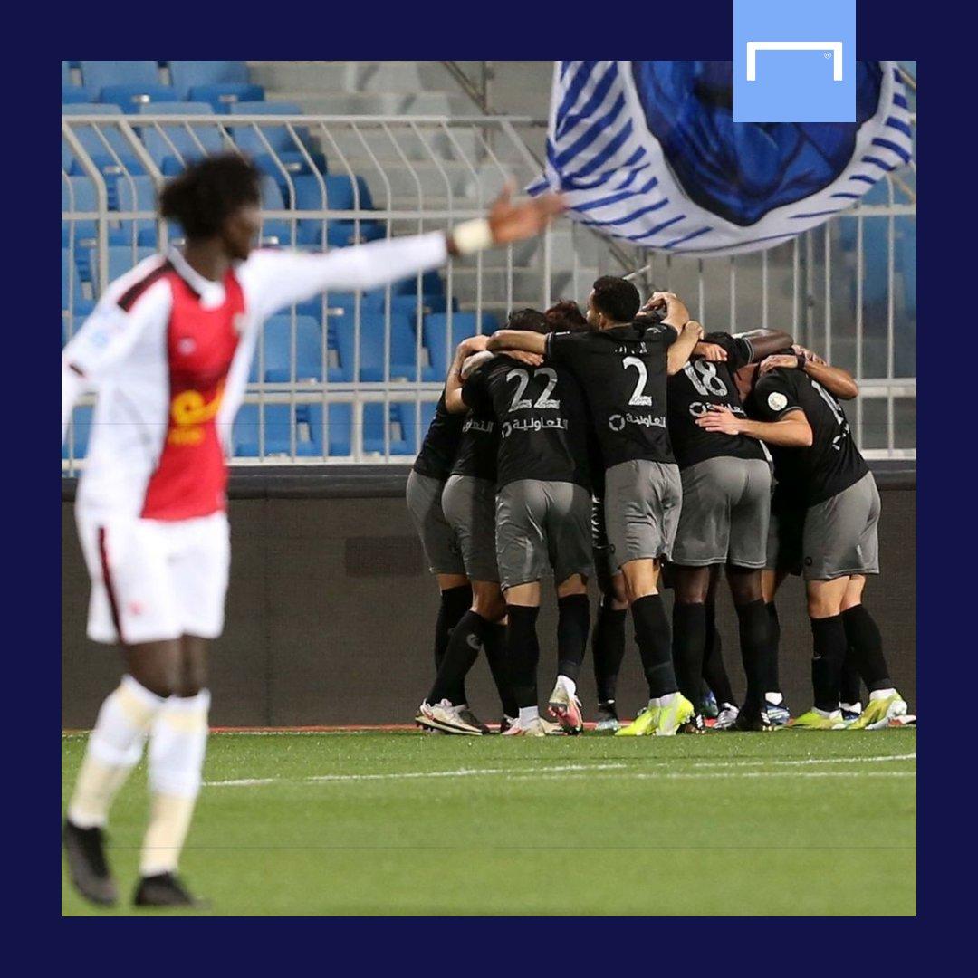 خسر الهلال 3 مرات في آخر 9 مباريات بدوري