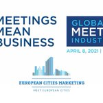 Image for the Tweet beginning: Happy Global Meetings Industry Day