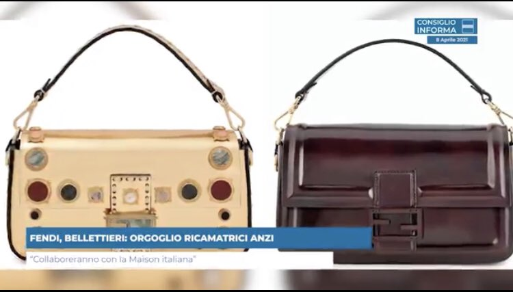 FENDI, BELLETTIERI: ORGOGLIO RICAMATRICI ANZI http...