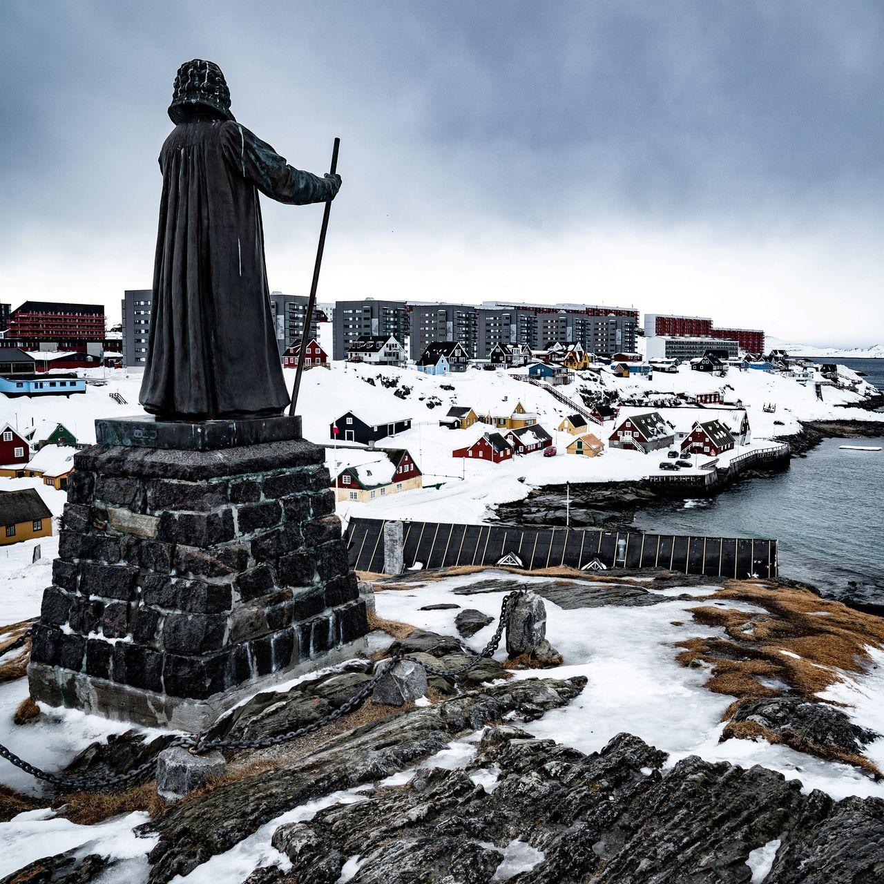 China's Greenland Ambitions Run Into Local Politics, US Influence Photo