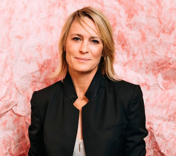 Happy birthday to Robin Wright, who turns 55 today! PHOTO: Getty