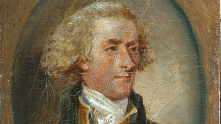 #OTD in 1743, Thomas Jefferson, the 3rd president of the US, was born. I'll be honest, I struggle with Jefferson. Capable of such extraordinary thought and rhetoric, as well as unimaginable hypocrisy and cruelty. All humans are flawed, he's among the hardest to understand. https://t.co/II29rMBXeB