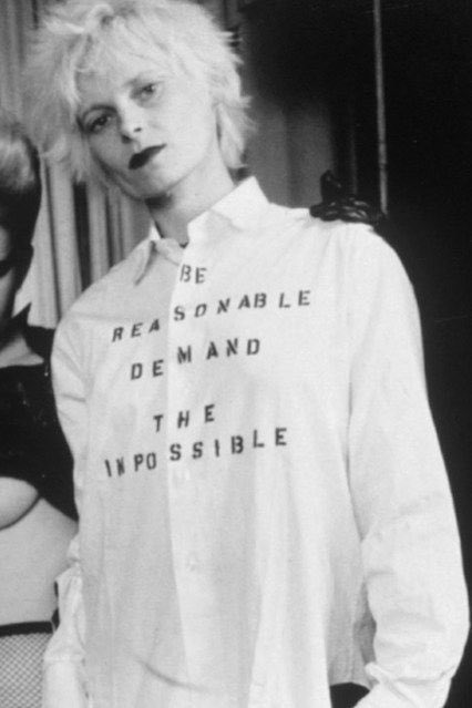 Happy birthday vivienne westwood