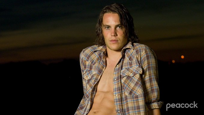Our gift to you on Taylor Kitsch\s birthday! Happy birthday, Riggins.