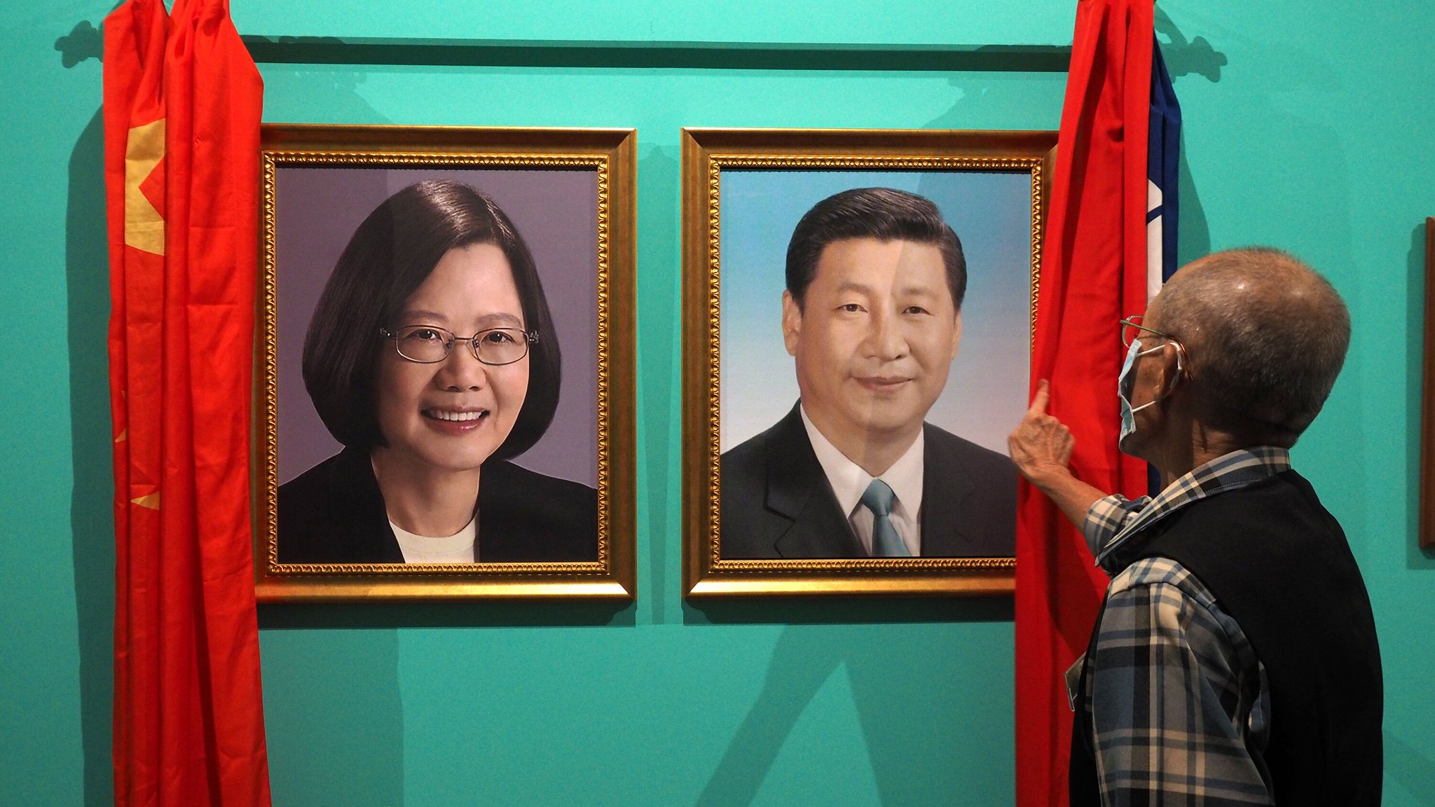 Biden Backs Taiwan, but Some Call for a Clearer Warning to China Photo