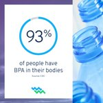 Image for the Tweet beginning: DID YOU KNOW... #BPA can have