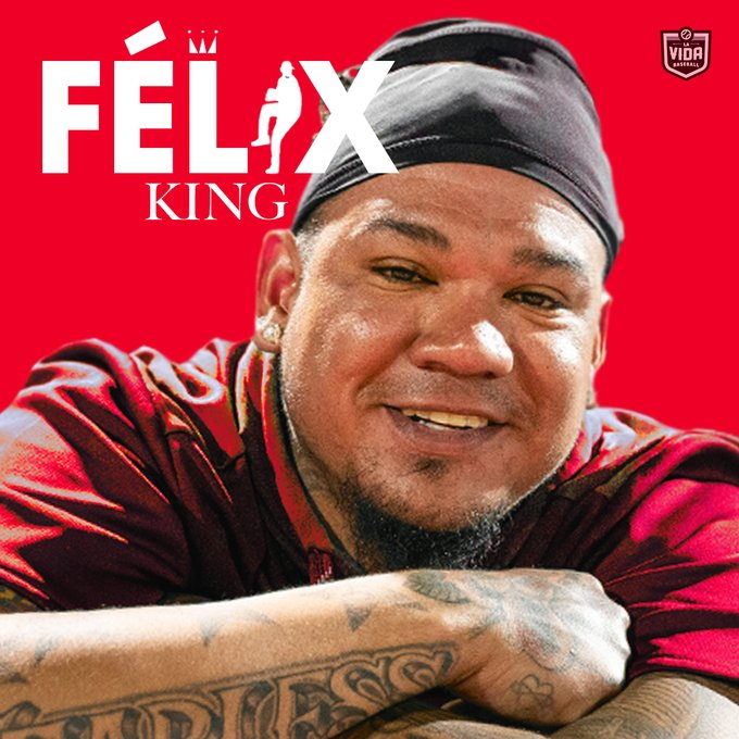 Happy Birthday to King Félix Hernandez.   |