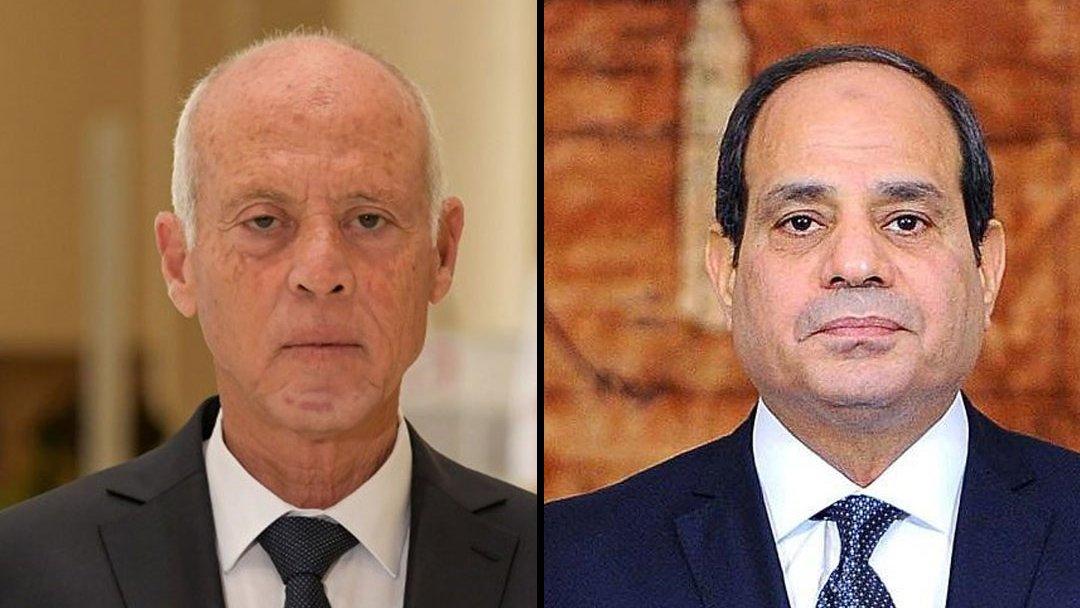 بوابة الوفد غدًا.. رئيس تونس يزور مصر بدعوة من السيسي