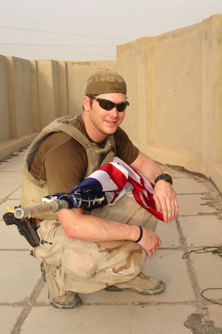 Happy birthday to a American Hero.. the world misses you Chris Kyle