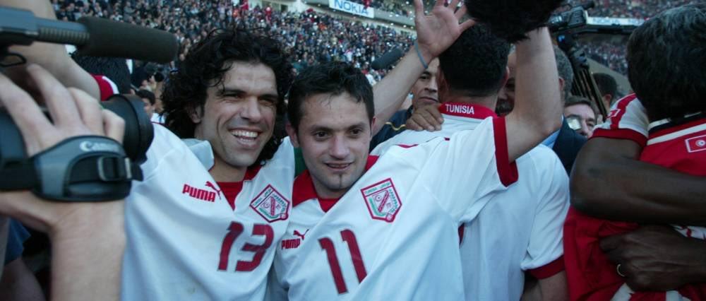 شارك مع منتخب  تونس 3⃣ مرات في نهائيات كأس