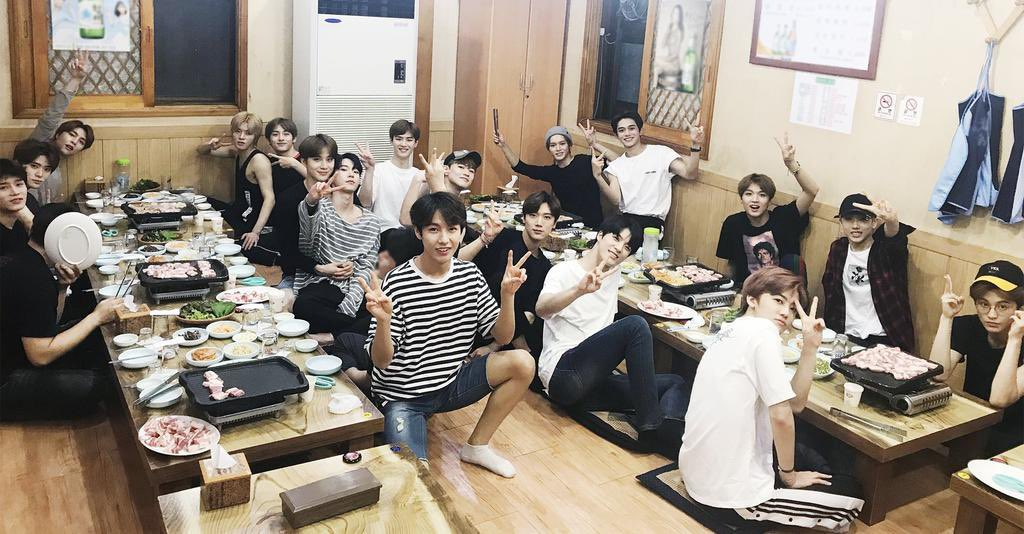 Thank u very much for the happiness this year which u give to all of us I hope that the following years will always be good for all of us.💚  #HappyNCTDay #ToTheWorldwithNCT #NCity의_조명만큼_밝게_빛나자 #NCT出道五周年_一直走花路吧 #NCTとこれからもずっと一緒に https://t.co/4bDTvFeDAz
