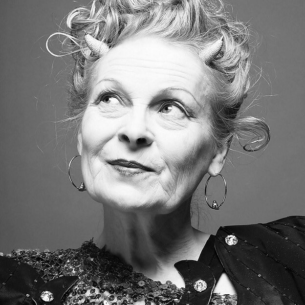 Happy Birthday to Vivienne Westwood!