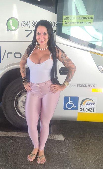 Em São Paulo vindo de Uberlândia, Minas Gerais. Obrigada novamente @igvenancio pelo lindo local que fiquei