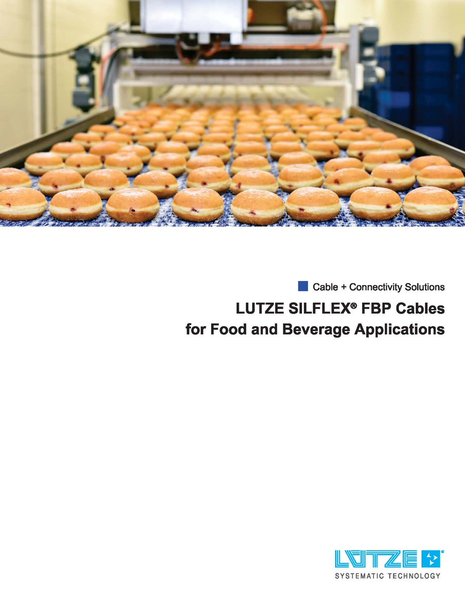 Food safety is of high importance in food & beverage processing #automation....
