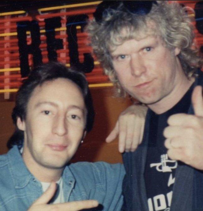 Happy Birthday Julian Lennon. 58 today!
