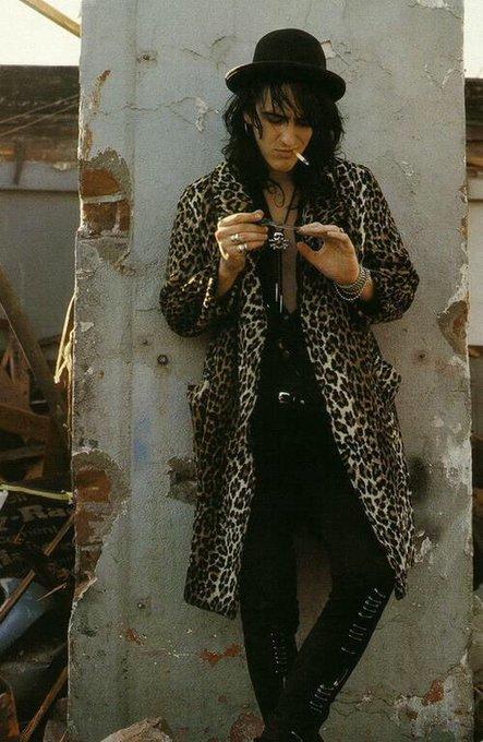 Happy Birthday, Izzy Stradlin. My forever favourite.