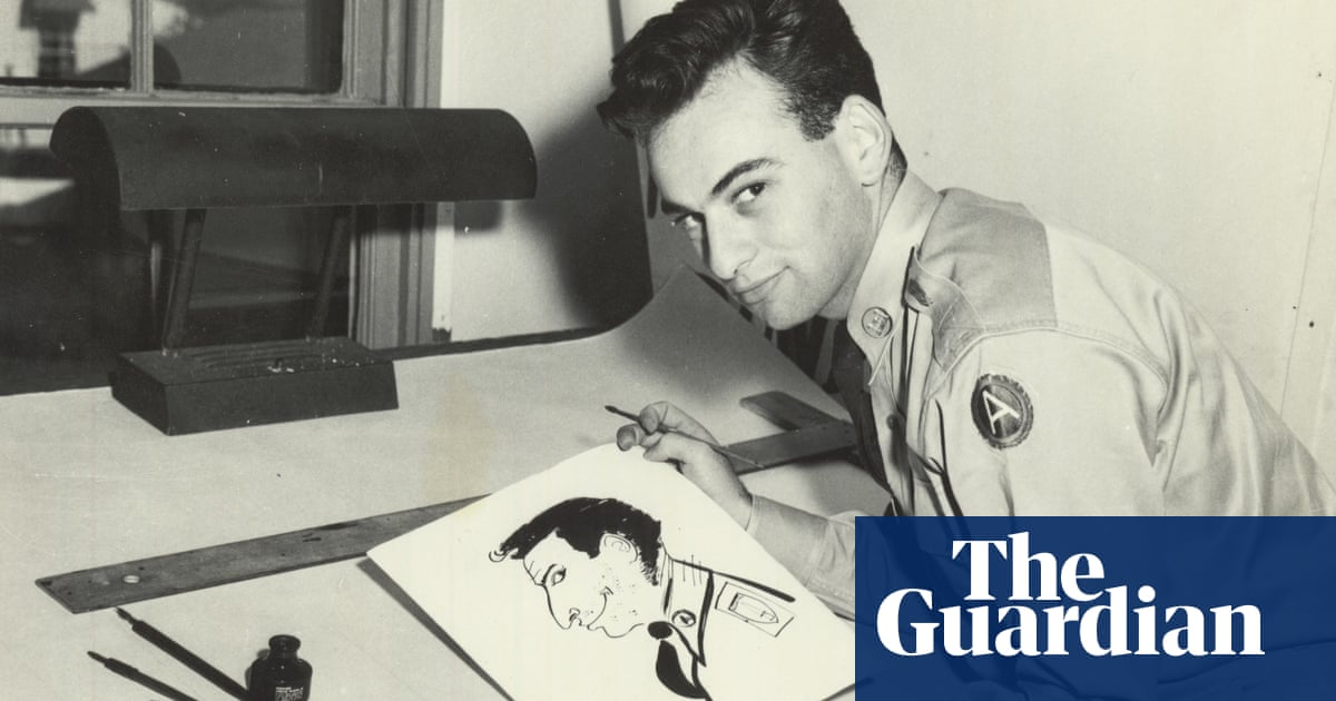 'They were survivors': the Jewish cartoonists who fled the Nazis Photo