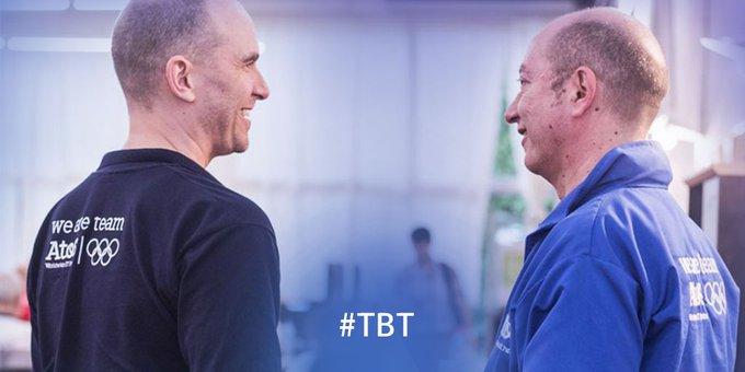 Hoy es jueves de #TBT y celebramos que falta cada vez menos para reencontrarnos...
