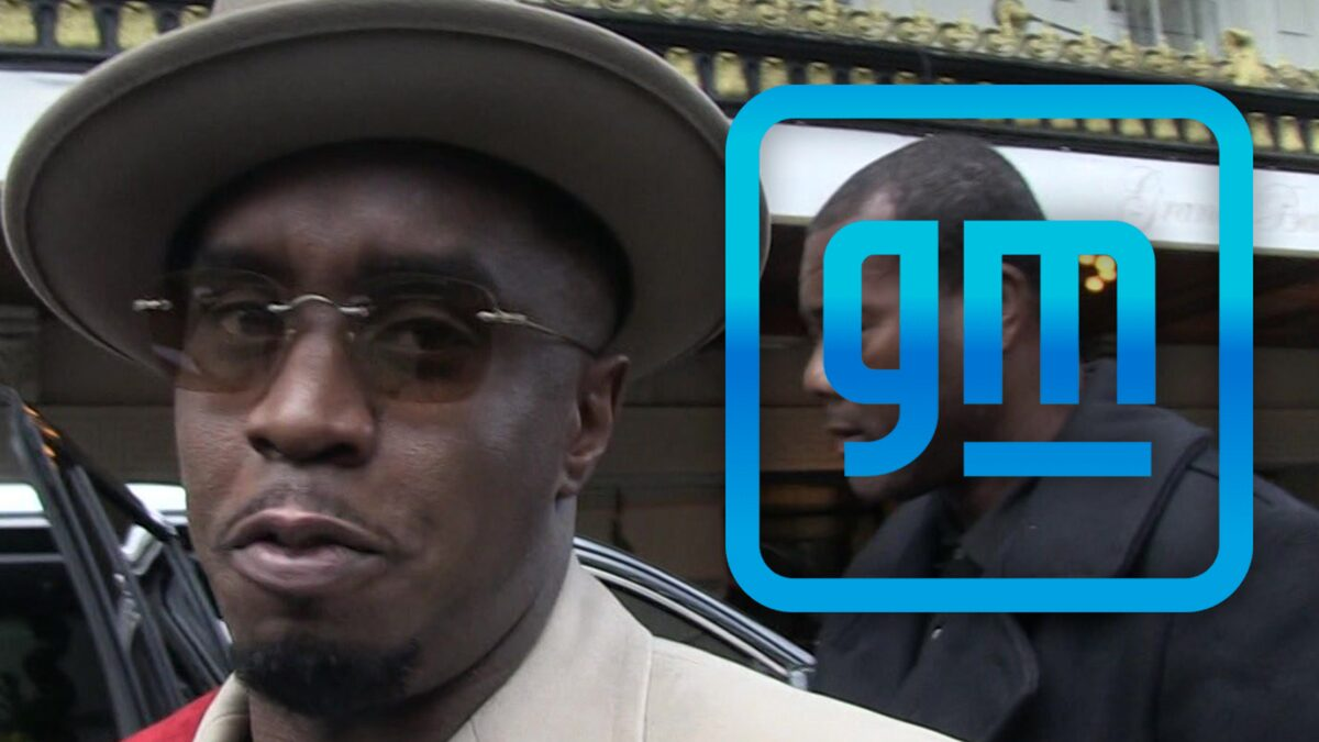 Diddy Calls Out GM, Wants More Money Spent on Black Businesses Photo