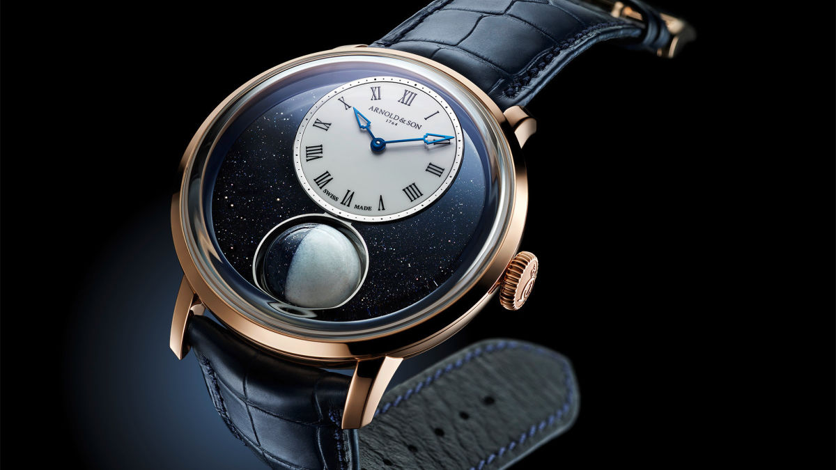 RT @Gizmodo: This $47,500 Watch Contains a Tiny Moon