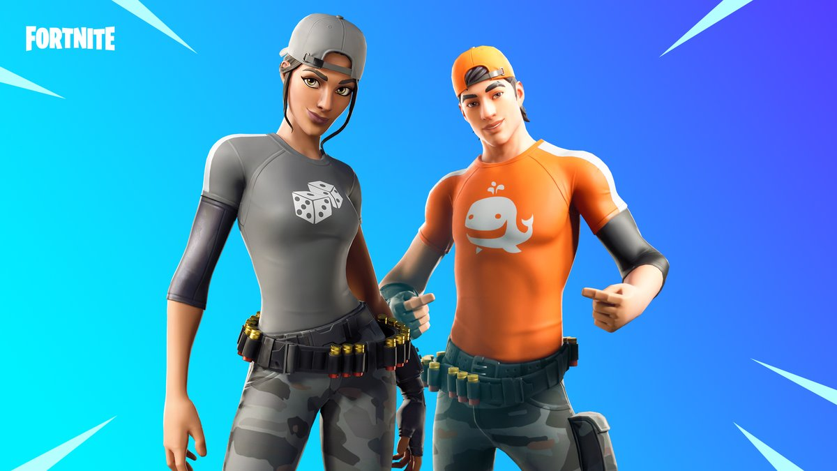 Show off your style with these customizable banner Outfits!  Grab the Banner Brigade Set in the Shop now. https://t.co/0jYgFPjCic
