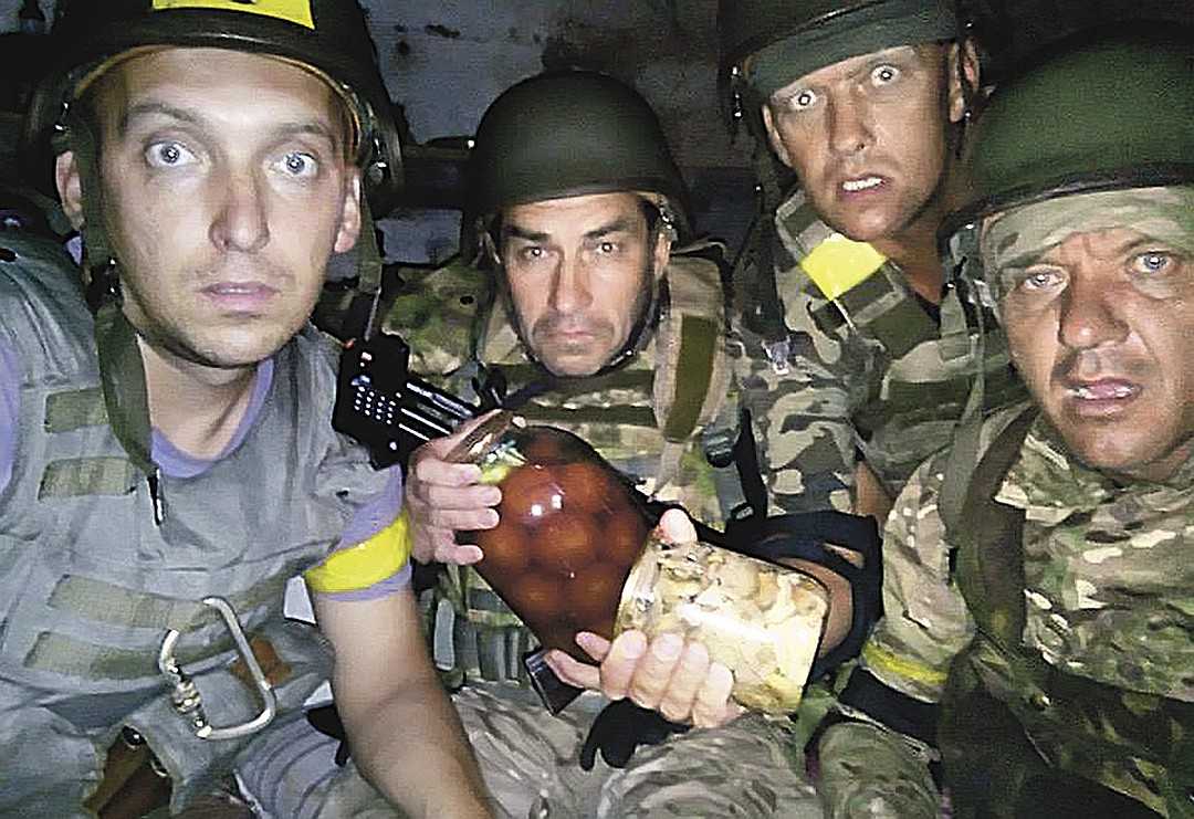Таран объяснил литовцам, почему украинская армия лучше российской