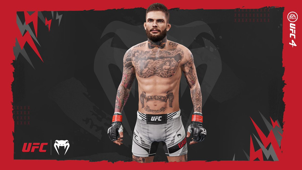 ◦All new Venum gear in #UFC4🔥How am I looking?🤔 ◦Learn more👉https://t.co/17rgX7zVcX https://t.co/or9I5iE4EL
