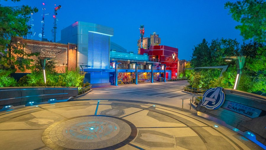 Disney Offers First Look At Avengers Campus At California Adventure Park, Reveals Opening Date Photo