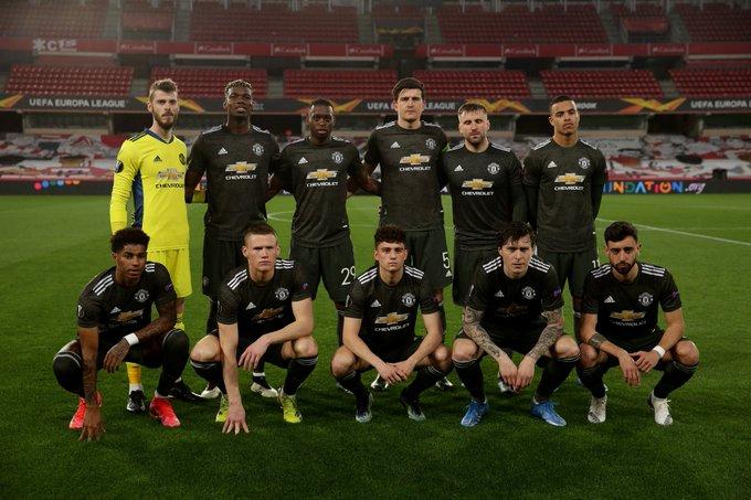 Skuad Manchester United lawan Granada