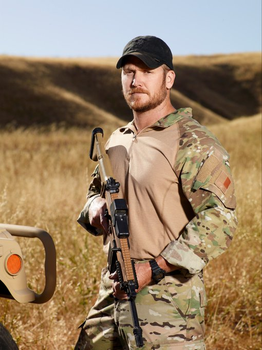 Happy birthday Chris Kyle.. you were an absolute legend