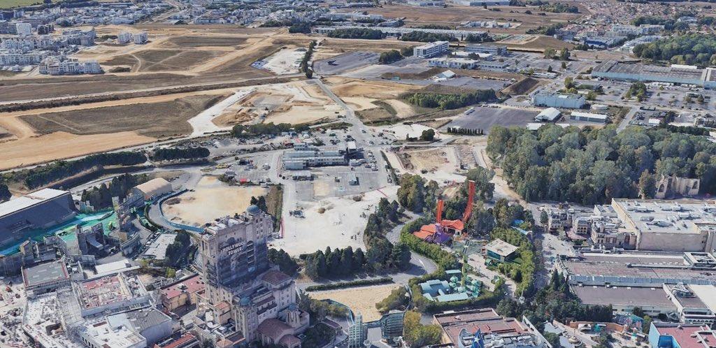 Extension du Parc Walt Disney Studios avec nouvelles zones autour d'un lac (2022-2025) - Page 40 EyfKTmRWUAI-6nz?format=jpg&name=medium