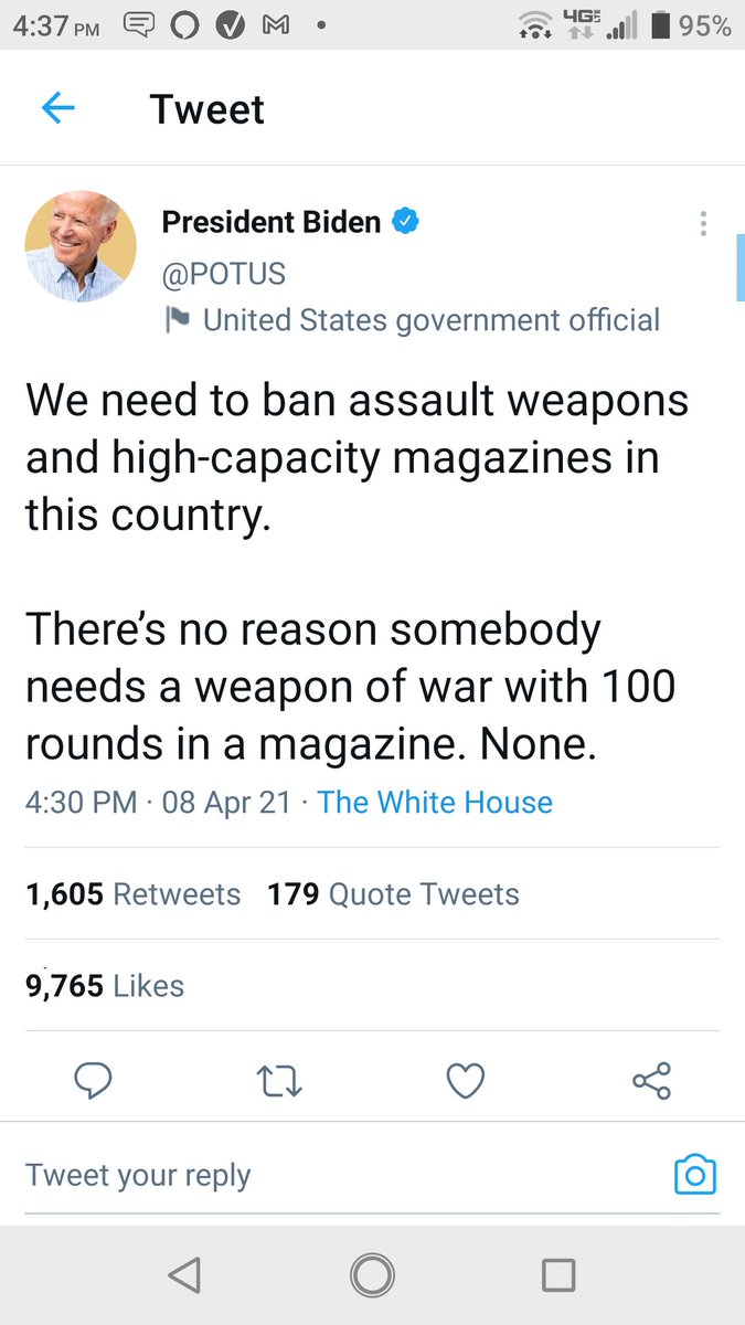 LOL our red-state gun-lovin' in-laws probably posted at least eighty pissed-off replies to this tweet. https://t.co/lCkiIOY7If
