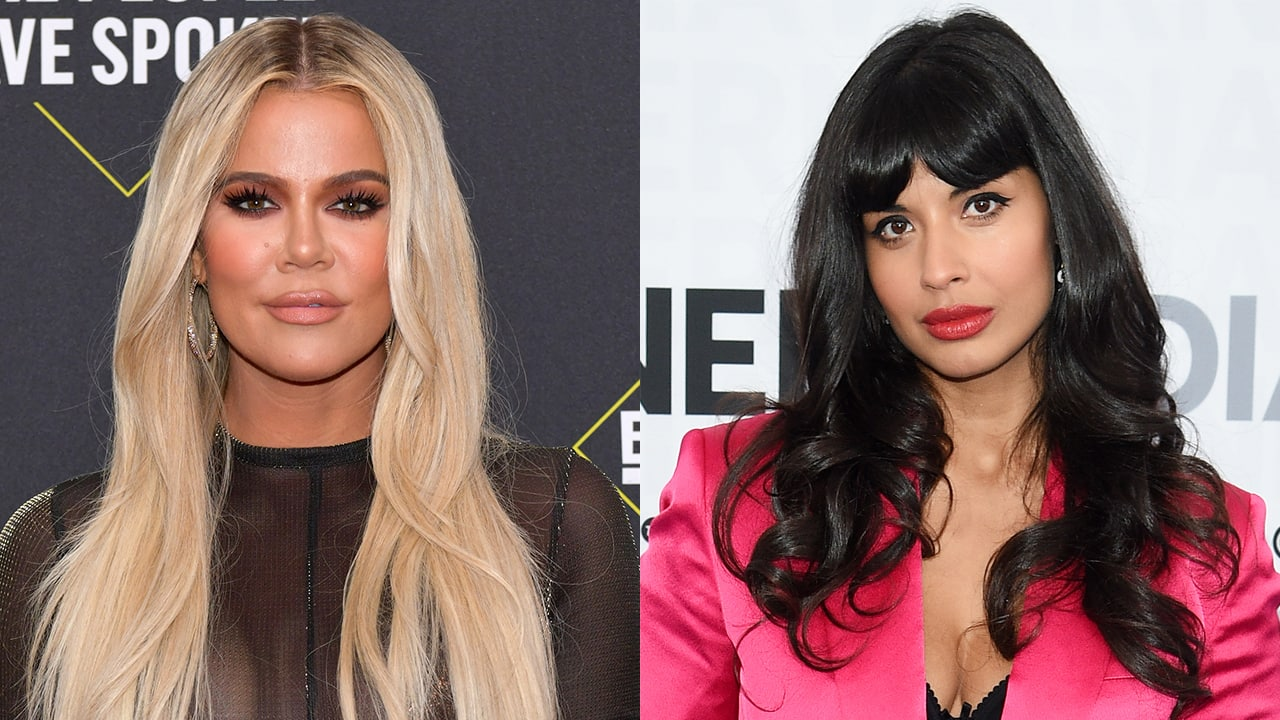 Khloé Kardashian's photo controversy due to 'diet culture,' Jameela Jamil says Photo