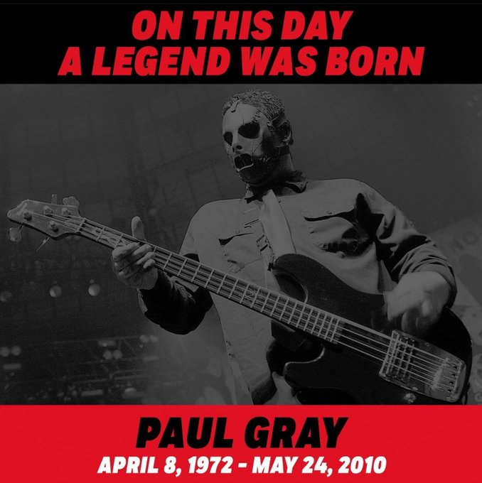 Happy birthday to the late Paul gray,, may he rest in peace we will miss him