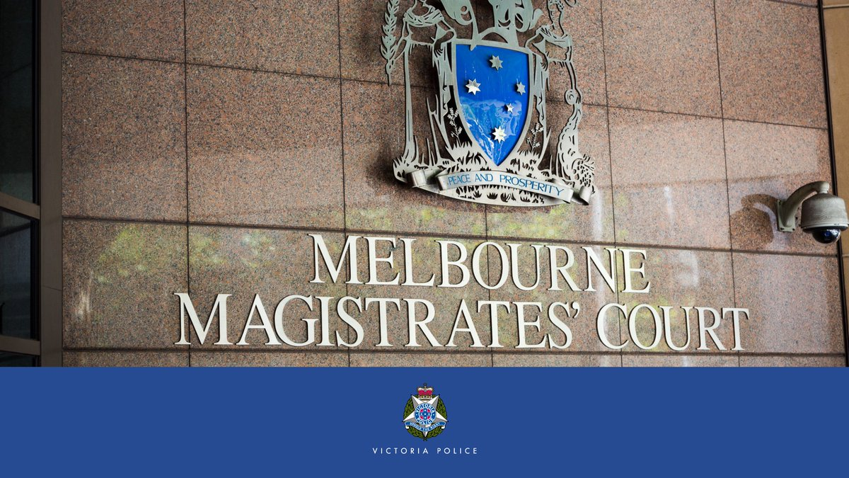 Homicide Squad detectives have today charged a man over the death of another man in 2019.  He will face Melbourne Magistrates' Court shortly  🔗 https://t.co/eTWMfTBCo2 https://t.co/Ccg8HDsG4O