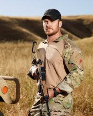 Happy birthday to a true Texas hero and legend Chris Kyle. A warrior to the end. Gone but not forgotten.